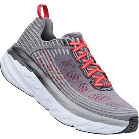 Hoka One One M's Bondi 6 Running Shoes alloy/steel gray